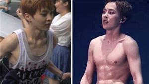 V và Jimin BTS thăng hạng nhan sắc hậu tăng cân