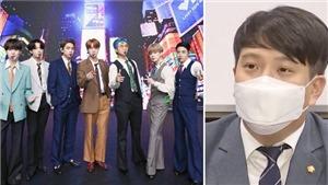 Chính phủ Hàn cân nhắc dự luật hoãn nhập ngũ cho sao: Fan cầu nguyện để kịp 'cứu' Jin BTS