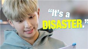 Video 'thánh hậu đậu' RM BTS lại gây đổ vỡ trong 'In The Soop'