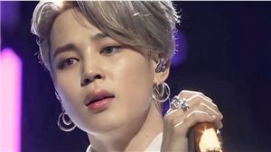 Jimin BTS giải thích lý lo bật khóc nức nở khi đang diễn trực tuyến