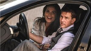 Tom Cruise dựng phim trường tại căn cứ quân sự quay 'Mission impossible 7'