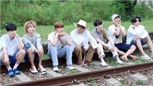 Đầu Xuân ngắm ảnh BTS: Đẹp nhất khi tỏa sáng bên nhau