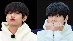 Loạt biểu cảm đáng yêu của V BTS khiến fan tan chảy