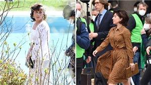 Lady Gaga khác lạ khi vào vai kẻ ám sát trùm đế chế Gucci