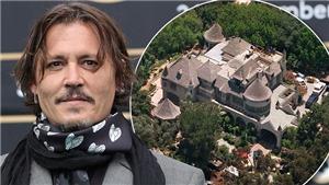 Nhà Johnny Depp bị đột nhập, thủ phạm thản nhiên đi tắm rồi tự pha đồ uống thưởng thức