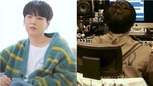 Suga BTS kể lý do sáng tác nhạc: Do không có việc gì làm