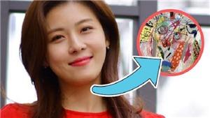 'Hoàng hậu Ki' Ha Ji Won rao bán tranh tự vẽ: Nhiều fan câm nín