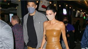 Kendall Jenner khoe trọn vóc dáng siêu mẫu khi dạo phố với trai đẹp
