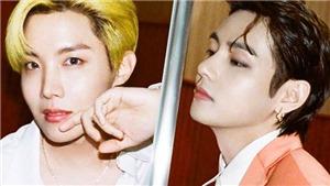 V và J-Hope BTS lộ về hit 'khủng' Butter
