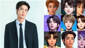 Fan náo loạn vì phiên bản hoạt hình Disney của Jin BTS