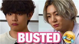BTS: Jungkook 'bắt quả tang' V nói dối về món ăn dị ứng