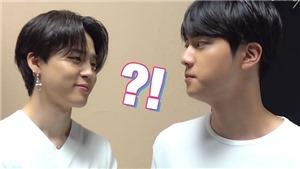 Cười ngất với loạt tình huống Jimin BTS chơi khăm Jin