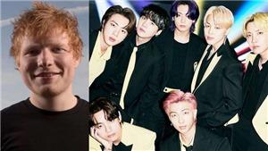 Ed Sheeran hợp tác BTS, chuẩn bị tung siêu hit
