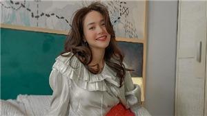 Minh Hằng khoe khéo nhà sang qua loạt video Tiktok
