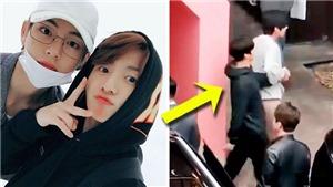 Video V và Jungkook BTS nắm tay nhau leo top thịnh hành Twitter