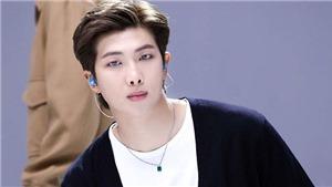 Loạt ảnh 'full HD' của RM: Thủ lĩnh BTS vừa có IQ thiên tài vừa có ngoại hình 'bao ngầu'
