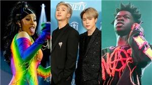 MTV VMA 2021: Lil Nas X thắng đậm, BTS đi vào lịch sử