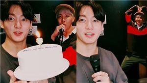 J-Hope mang bánh mừng sinh nhật Jungkook và cái kết