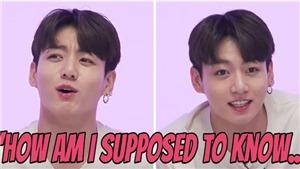 Em út Jungkook BTS bị 'dìm' trong trò chơi vì... nhỏ tuổi