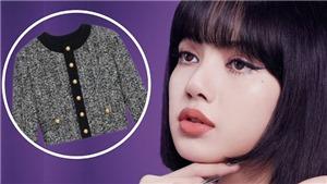 Chỉ 1 mẫu áo khoác, Lisa Blackpink cao tay phối tới 5 kiểu