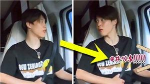 BTS choáng vì ARMY nhận ra và hét tên mình chỉ trong một nháy mắt