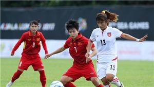 Kết quả bóng đá hôm nay: Nữ Việt Nam thất bại trước Hàn Quốc