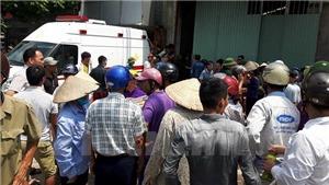 Đã có 8 người tử vong trong vụ cháy xưởng ở Hoài Đức, Hà Nội