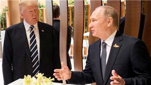 Ông Donald Trump: Ông Putin mong bà Hillary làm tổng thống Mỹ chứ không phải tôi
