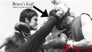 VIDEO: Cả đời huyền thoại võ thuật Lý Tiểu Long chỉ thua một trận đấu