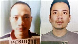 Công an Hà Nội khởi tố điều tra vụ hai tử tù trốn khỏi trại tạm giam
