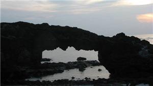 Một ngày đẹp tuyệt vời trên đảo Lý Sơn