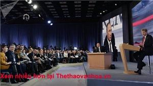 Người phát ngôn Điện Kremlin tiết lộ nỗi sợ hãi của Tổng thống Putin