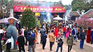 Lắp camera để xử lý cướp ấn, cướp lộc, trộm cắp tại lễ hội đền Trần