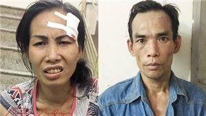 Cảnh sát đặc nhiệm nổ súng bắt cặp nam nữ mang dao kiếm giật Iphone ở trung tâm TP HCM