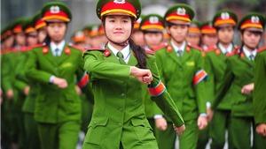 Học viện Cảnh sát Nhân dân công bố điểm chuẩn