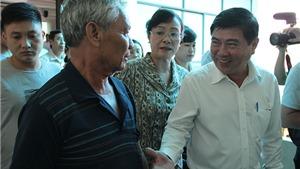 Chủ tịch TP HCM Nguyễn Thành Phong: 'Tôi xin lỗi người dân Thủ Thiêm'