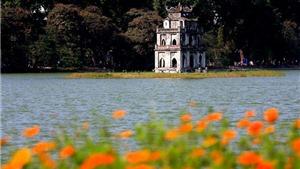 Hà Nội và miền Bắc có mưa rải rác, nhưng tiết trời ấm áp