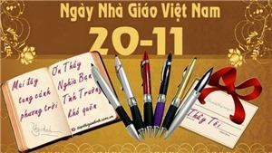 Ngày 20/11 những ai được phong tặng Nhà giáo Ưu tú, Nhà giáo nhân dân