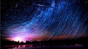 Hôm nay có thể ngắm mưa sao băng Geminid rực sáng lên bầu trời
