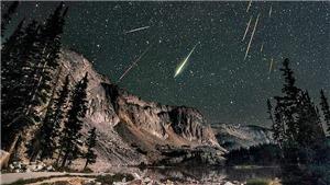 Quan sát mưa sao băng Geminid theo hướng dẫn của Hội Thiên văn học