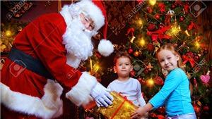 Linh hồn của mùa Lễ hội Giáng sinh - Ông già Noel