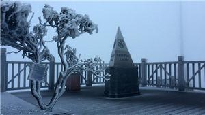 Sapa còn 3 độ C, đêm nay khả năng xuất hiện mưa tuyết hoặc băng giá