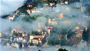 Gió mùa Đông Bắc, miền Bắc mưa nhỏ, Hà Nội lạnh 10 độ C