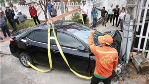 Gây tai nạn liên hoàn làm nhiều người bị thương nghi do 'ngáo đá'