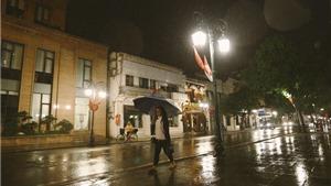 Tin gió mùa Đông Bắc, không khí lạnh và cảnh báo dông lốc, mưa đá ở phía Bắc