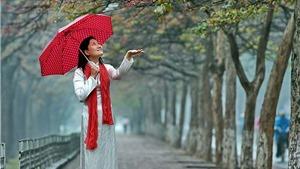 Hà Nội và miền Bắc có mưa, không khí lạnh ảnh hưởng đến miền Trung