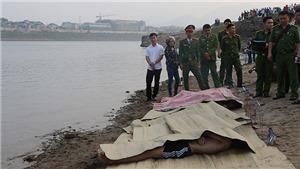 Hòa Bình: Tắm sông Đà, 8 học sinh bị đuối nước