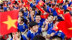 Hơn 24 triệu học sinh, sinh viên cả nước khai giảng năm học mới 2019-2020