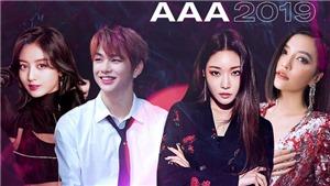 AAA 2019 - Asia Artist Awards trực tiếp trên FPT Play