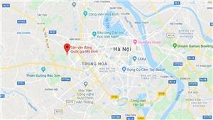 Lưu ý cách di chuyển đến sân Mỹ Đình trận Việt Nam gặp Thái Lan
